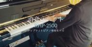 【youtubeアップ!】コルグ消音ピアノユニット KHP-2500