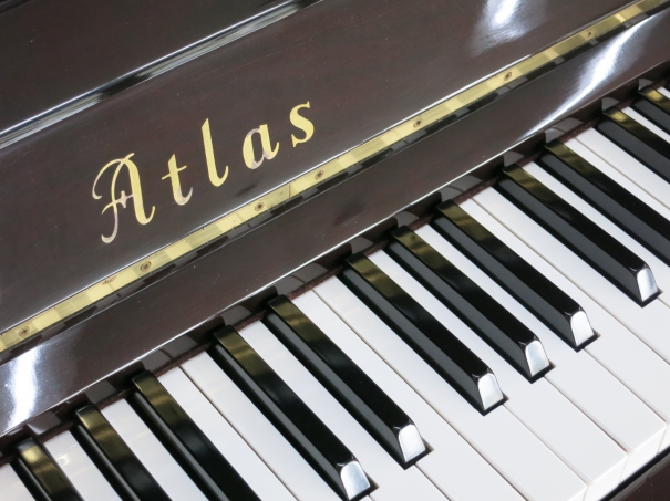 アトラス A20M  -リユースピアノ- コルグ消音ユニット搭載