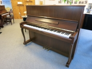 ヤマハ W110BW  -中古ピアノ-