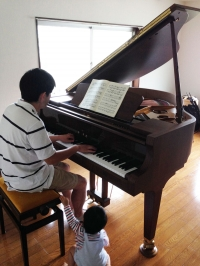私たちのピアノのかかりつけ医です!