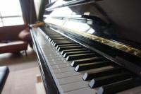 毎日、ピアノを弾くことが楽しくてたまりません!