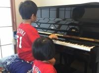 僕のピアノはベヒシュタイン!